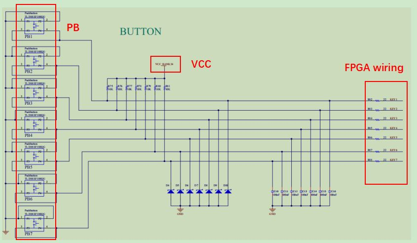 button schematics
